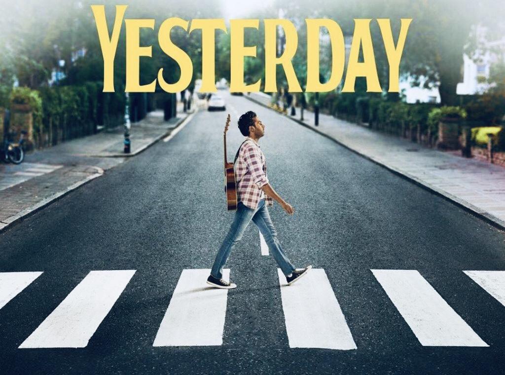 YESTERDAY ES HOY